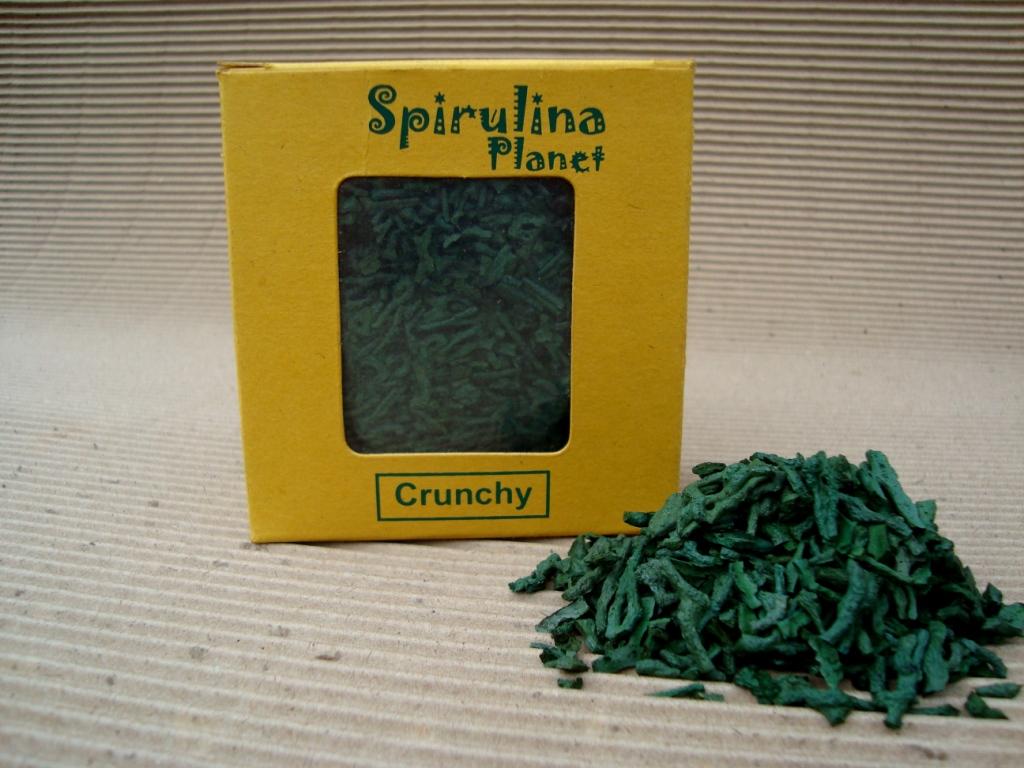 Spirulina Crunchy 1 x 100 gms